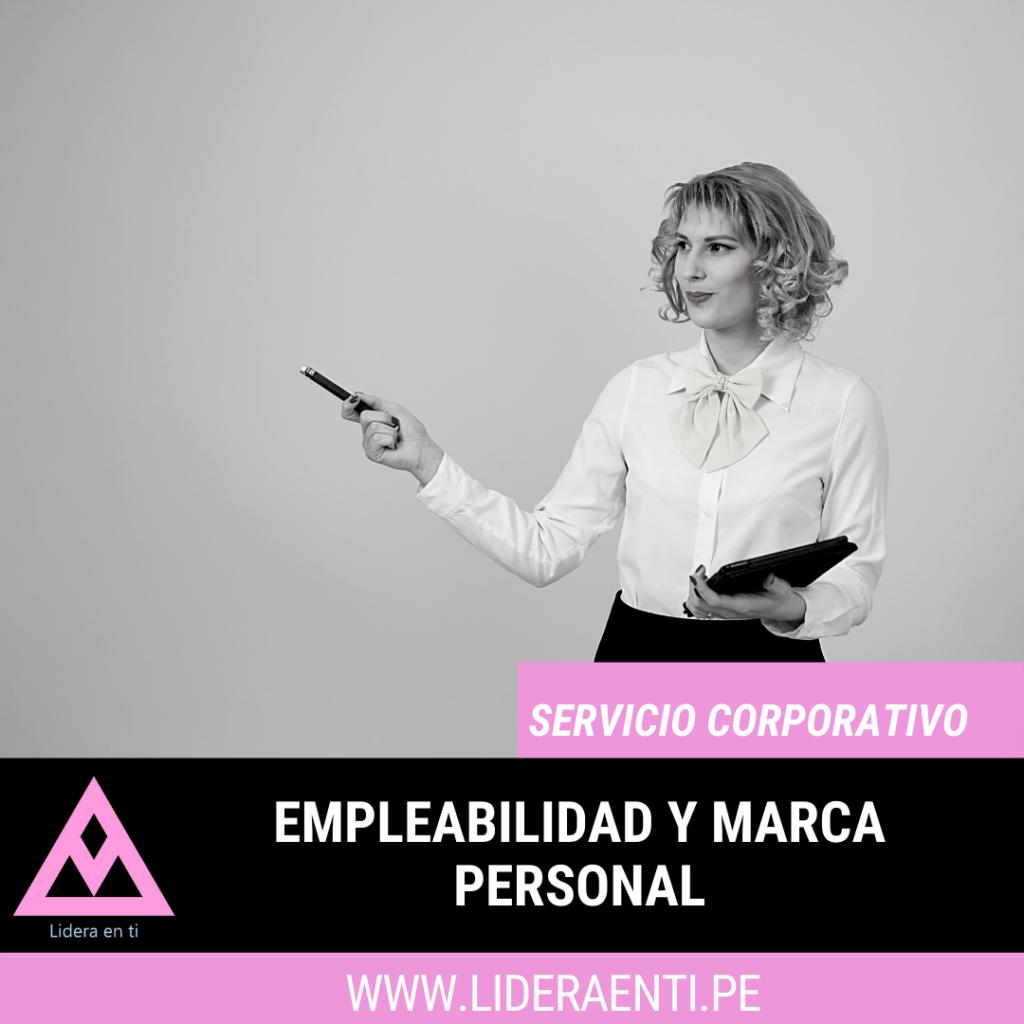 Empleabilidad y marca personal