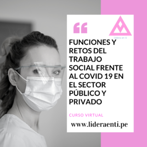Funciones y retos del trabajo social frente al COVID 19 en el sector público y privado