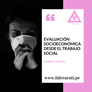 Evaluación Socioeconómica desde el trabajo social